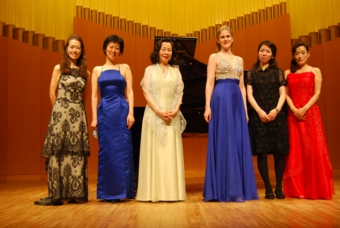A concert for Grieg's 170 anniversary ~With Ida Gudim~